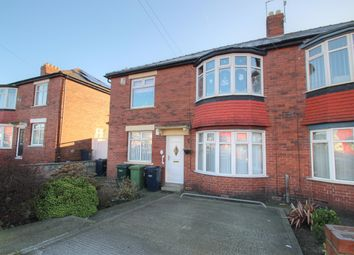 Thumbnail 2 bed flat to rent in Lobley Hill Road, Gateshead