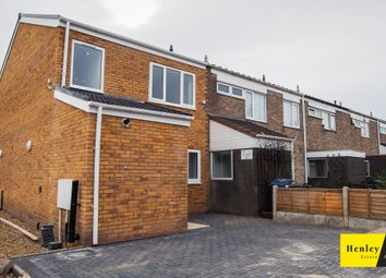 Thumbnail 3 bed end terrace house for sale in Old Stable Walk, Nechells, Birmingham