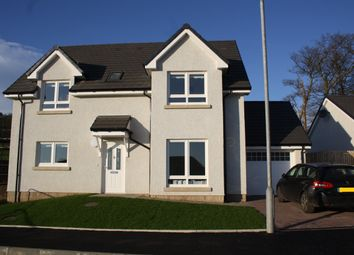 Thumbnail 4 bed detached house for sale in Eastlands Park, Rothesay, Isle Of Bute