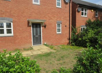 Thumbnail 1 bed maisonette for sale in Ashby Grove, Loughborough