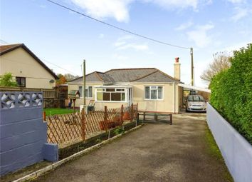 Thumbnail 2 bed detached bungalow for sale in Upton Cross, Nr Liskeard, Cornwall
