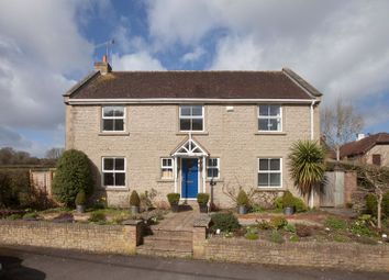 Thumbnail 4 bed detached house for sale in Home Close, Sutton Road, Fovant, Salisbury