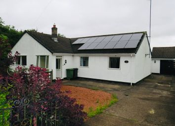 Thumbnail 3 bed detached bungalow for sale in Kirkcambeck, Brampton, Cumbria