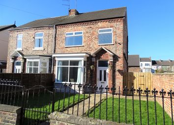Thumbnail 3 bed semi-detached house for sale in Birkley Road, Stockton-On-Tees