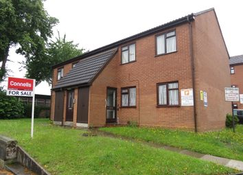 Thumbnail 1 bed flat for sale in St. Georges Place, Bratt Street, West Bromwich