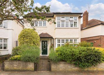 Thumbnail 5 bed detached house for sale in West Park Avenue, Kew, Surrey