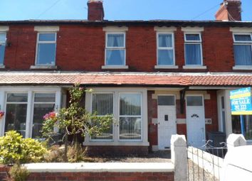 Thumbnail 2 bedroom terraced house for sale in Eccleston Road, Blackpool