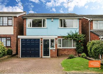Thumbnail 3 bed detached house for sale in Camborne Road, Park Hall, Walsall