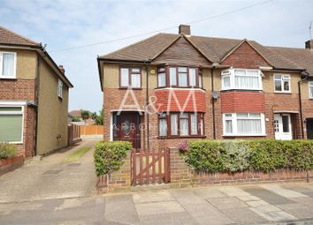 Thumbnail 3 bed end terrace house for sale in Laurel Close, Ilford
