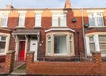 Thumbnail 3 bed terraced house for sale in Bolckow Road, Grangetown, Middlesbrough