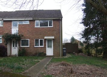 Thumbnail 2 bed end terrace house for sale in Cavalier Way, Yeovil