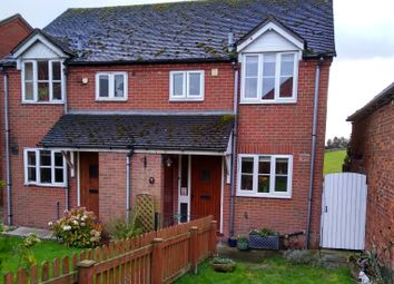 Thumbnail 2 bed semi-detached house for sale in Gravelly Bank Mews, Yeaveley
