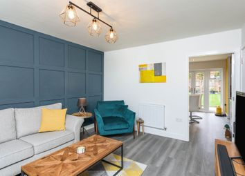 Thumbnail 3 bed semi-detached house for sale in Turnham Close, Winslow, Buckingham