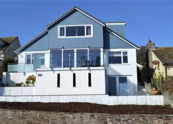Thumbnail 4 bed detached house for sale in Meadway, Looe, Cornwall