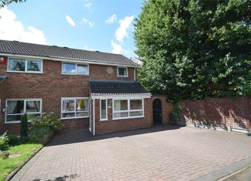 Thumbnail 3 bed semi-detached house for sale in Norton Leys, Hillside, Rugby, Warwickshire