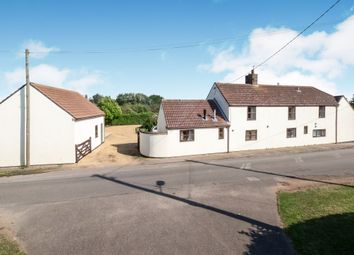 4 bed detached house for sale in Hook Road, Wimblington, March PE15