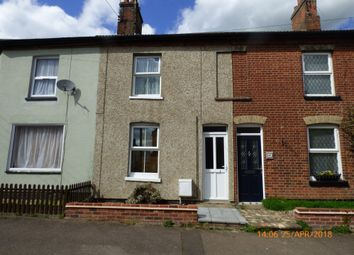 Thumbnail 3 bed terraced house to rent in Fair Close, Beccles