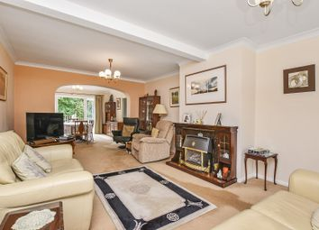 Thumbnail 4 bed detached house for sale in Salisbury Close, Old Malden, Worcester Park