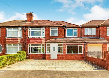 Thumbnail 4 bed terraced house for sale in Melton Avenue, Denton, Manchester