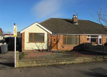 Thumbnail 3 bedroom bungalow to rent in Dorchester Road, Garstang, Preston