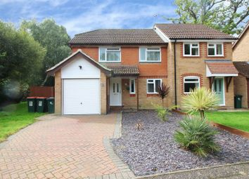 Thumbnail 4 bed semi-detached house for sale in Howard Road, Crawley