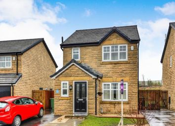 Thumbnail 3 bed detached house for sale in Siskin Avenue, Bacup, Rossendale, Lancs