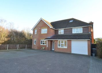 Lodge Field Road, Chestfield, Whitstable CT5. 5 bed detached house for sale