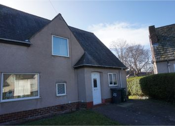 Thumbnail 3 bed semi-detached house for sale in Marl Crescent, Llandudno Junction
