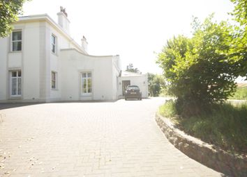 Thumbnail 4 bed detached house for sale in St Saviours Hill, St Saviour