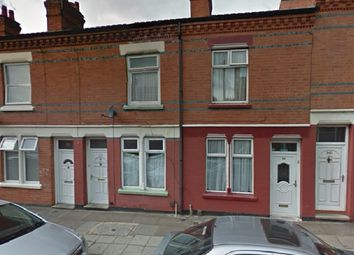 Thumbnail 3 bedroom terraced house to rent in Bakewell Street, Highfields, Highfields, Leicester