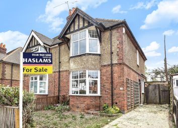 Thumbnail 3 bedroom semi-detached house for sale in Drayton Road, Reading