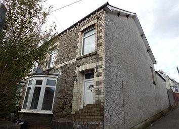 Thumbnail 3 bed end terrace house for sale in Gladstone Street, Abertillery