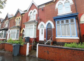 3 bed terraced house for sale in Woodland Road, Handsworth, West Midlands B21