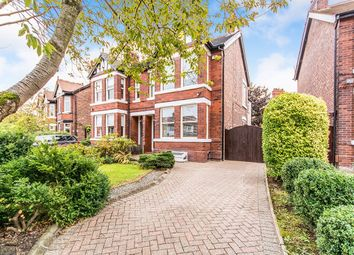 Thumbnail 3 bed semi-detached house to rent in Priory Road, Sale
