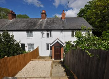 Thumbnail 2 bed cottage to rent in Howfield Lane, Chartham Hatch, Canterbury