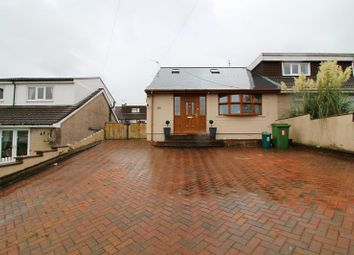 Thumbnail 3 bed semi-detached bungalow for sale in Elmgrove Close, Pontypridd
