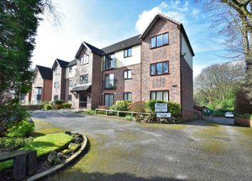 Thumbnail 2 bed flat for sale in Bramhall Lane South, Bramhall, Stockport