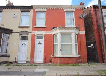 Thumbnail 3 bedroom terraced house for sale in Cretan Road, Wavertee, Liverpool