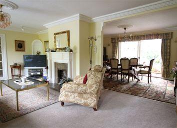 Thumbnail 4 bed detached house for sale in Vallum Close, Off Brampton Road, Carlisle, Cumbria