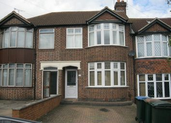 Thumbnail 3 bed terraced house to rent in Grayswood Aveune, Coundon, Coventry