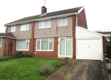 Thumbnail 3 bedroom semi-detached house to rent in Cyncoed Close, Dunvant, Swansea, City & County Of Swansea.