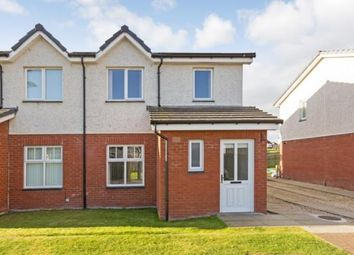 Thumbnail 3 bed semi-detached house for sale in Coal Road, Drongan, Ayr, East Ayrshire