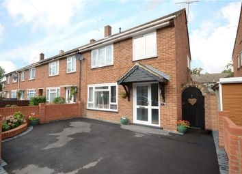 3 bed semi-detached house for sale in Goughs Meadow, Sandhurst, Berkshire GU47