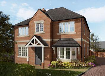 Thumbnail 5 bed detached house for sale in Bowlers Bridge, Simpson, Plot 4, Milton Keynes
