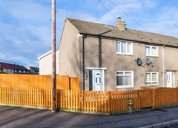 Thumbnail 2 bed end terrace house for sale in Camdean Crescent, Rosyth, Dunfermline