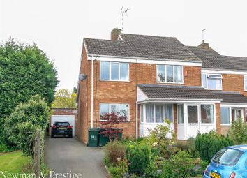Thumbnail 4 bedroom semi-detached house for sale in Dillotford Avenue, Styvechale, Coventry