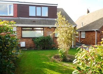 Thumbnail 4 bed semi-detached bungalow for sale in Eastfield Road, Keyingham, Hull