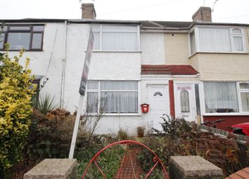 Thumbnail 2 bed terraced house for sale in Hillingdon Avenue, Stanwell, Staines