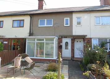 Thumbnail 2 bed terraced house for sale in Wansbeck Street, Ashington