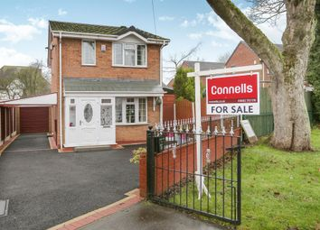 Thumbnail 3 bed detached house for sale in Primrose Lane, Fallings Park, Wolverhampton